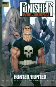 Punisher War Journal Hunter Hunted Volume 3 Hardcover HC Marvel Comics